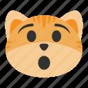 cat, emoji, hush, mouth, quiet, secret, silence