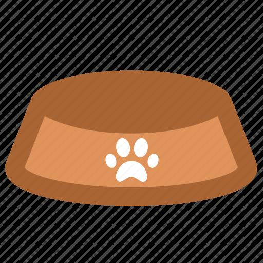 animal, brown, cat, dog, food, pet icon