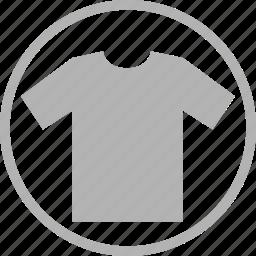 cloth, clothing, dress, shirt, wear icon