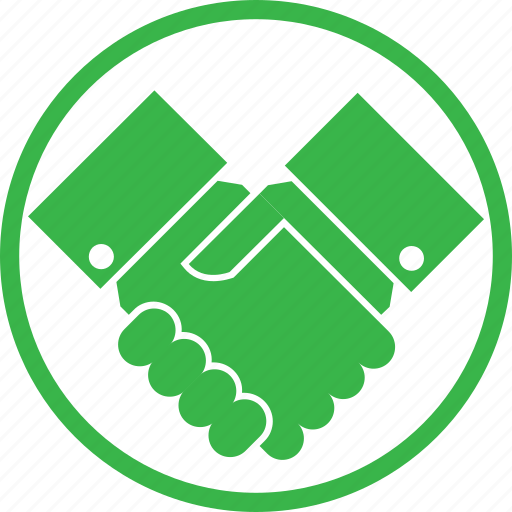 friendship, greetings, handshake, meeting, partnership, relationship icon