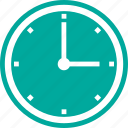 clock, hour, minute, time, timer, wait, watch icon