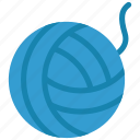 animal, ball, cat, cattoy, clew, pet, roll icon