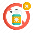 bugs, pesticide icon