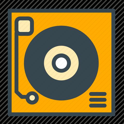 celebration, dj, music, party, player, sound icon