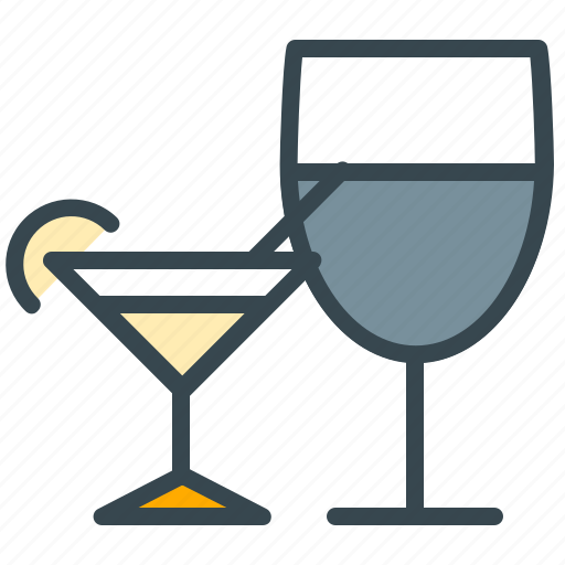 alcohol, beverage, celebration, cocktail, drink, drinks, glass icon