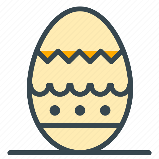 celebration, decorated, easter, egg, holiday, national icon