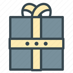 birthday, celebration, christmas, gift, present, xmas icon