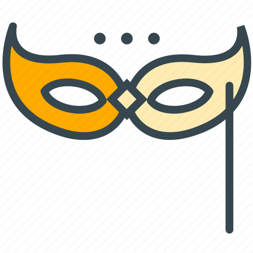 celebration, disguise, mascarade, mask, party icon