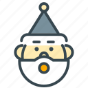 celebration, christmas, holiday, santa, winter, xmas icon