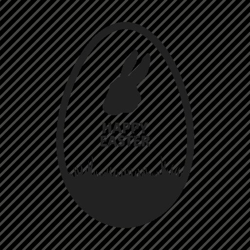 Animal, rabbit icon