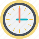 clock, time, time keeper, timer, wall clock icon