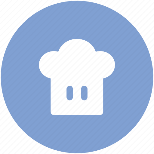 cap, chef hat, chef revival, chef toque, chef uniform, cook hat, hat icon