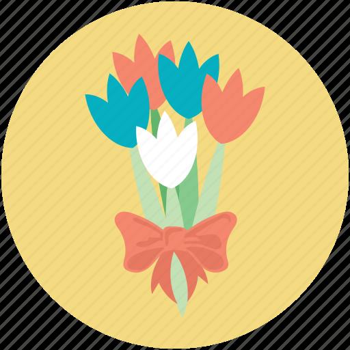 bouquet, bouquet flower, bunch of flower, floral decoration, flowers icon