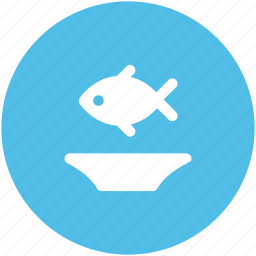 cooked fish, fish, food, healthy food, raw fish, seafood icon