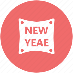 label, new year, new year banner, new year label, new year sticker, tag icon