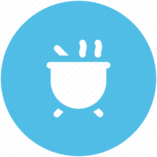 cauldron, cooking, cooking pot, cookware, food preparation, meal icon