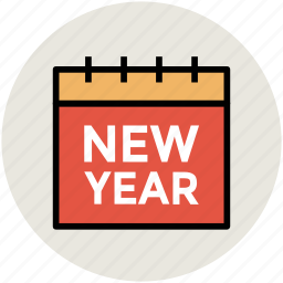 calendar, date, new year calendar, occasion, schedule, wall calendar icon