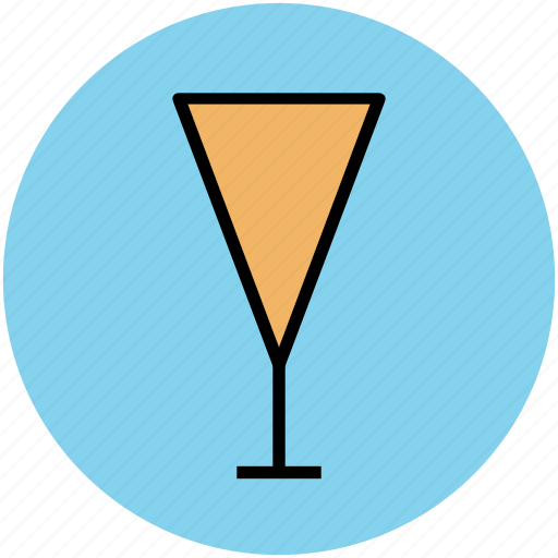 alcohol, alcoholic drink, appetizer drink, champagne glass, wine icon