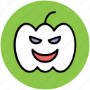 celebration, evil pumpkin, halloween festival, halloween pumpkin, happy halloween icon