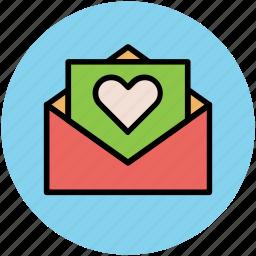 envelope, letter, love letter, lover letter, romantic letter icon