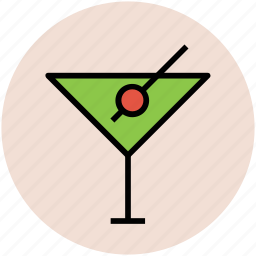 alcohol, appetizer drink, beverage, cocktail, drink, wine icon