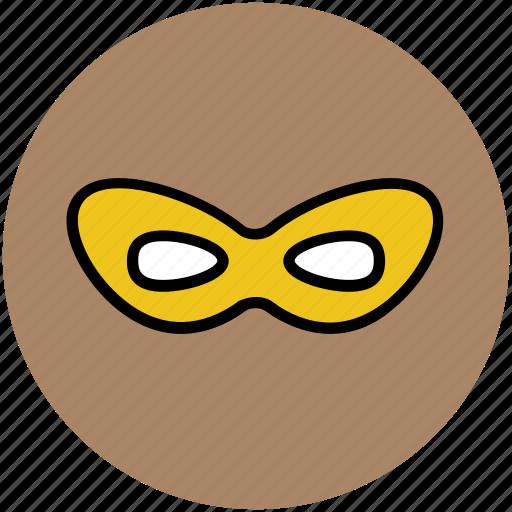 carnival mask, costume mask, eye mask, mardi gras mask, mask, party mask icon