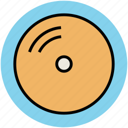 cd, compact disk, disk, dvd, multimedia, vinyl icon