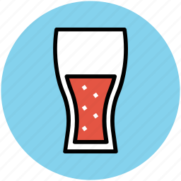 alcohol, alcoholic beverage, ale, beverage, drink, glass, soft drink icon