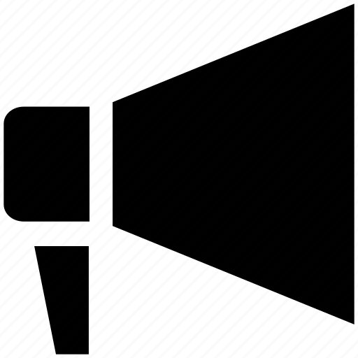 announcement, loud, loudspeaker, megaphone, multimedia, sound, speaker icon
