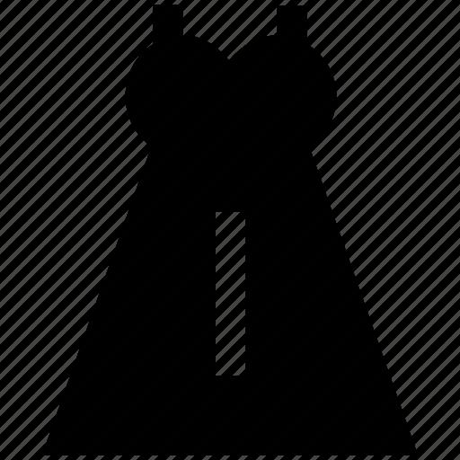 Birthday dress, fashion, party wear, wedding dress, wedding gown, woman clothing, woman dress icon - Download on Iconfinder