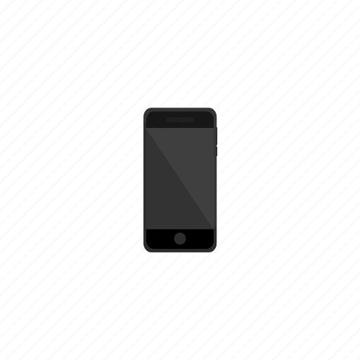 Cellphone, cell, device, iphone, mobile, phone icon - Download on Iconfinder