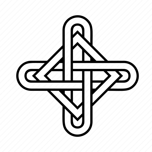 Celtic, cross, knot icon - Download on Iconfinder