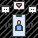 live, streaming, broadcasting, engagement, social, media, influencer