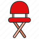 chair, decor, furniture, interior, seat, sofa icon
