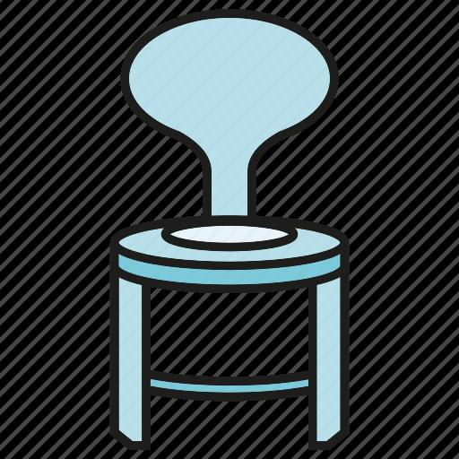 chair, decor, furniture, interior, seat icon