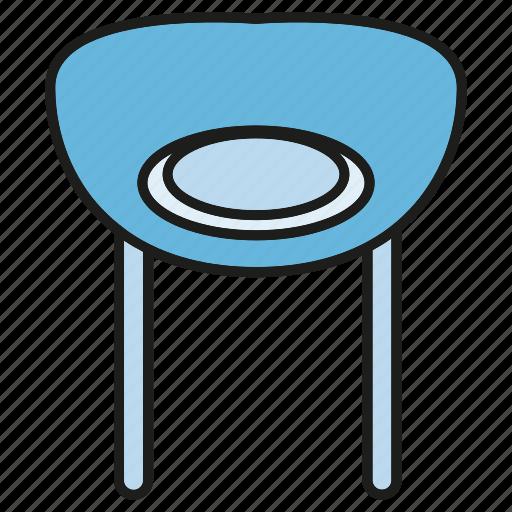 chair, decor, furniture, interior, seat, sofa icon