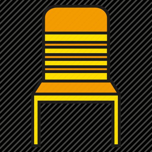 chair, couch, decor, furniture, interior, seat icon