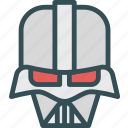 avatar, character, darthvader, profile, smileface, starwars icon