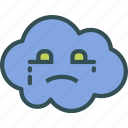 avatar, character, crying, profile, smileface icon