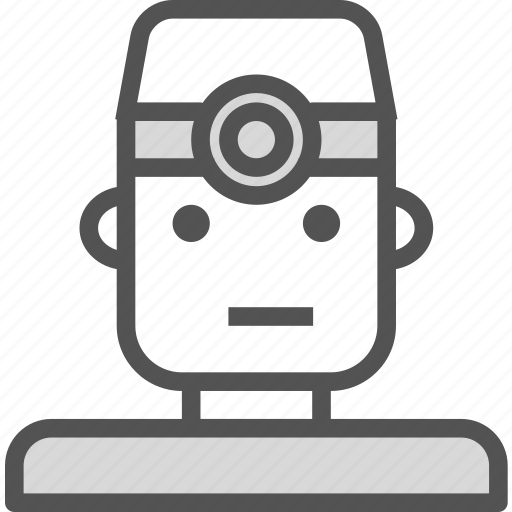 avatar, character, dentistmale, profile, smileface icon