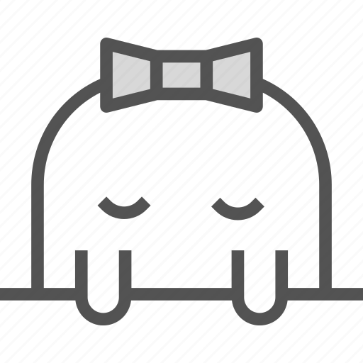 avatar, character, cute, profile, smileface icon