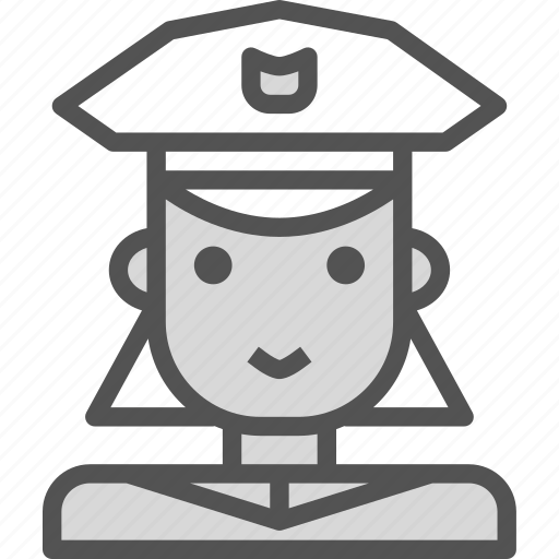 army, character, female, instruction, soldier, training, warrior icon