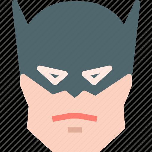 avatar, batman, character, movie, profile, smileface, superhero icon