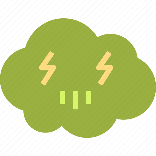 avatar, character, electric, profile, smileface icon