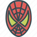 avatar, character, profile, smileface, spiderman