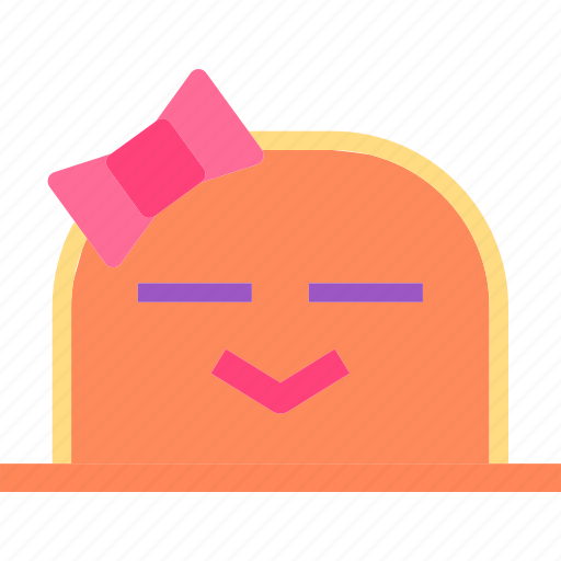 avatar, character, party, profile, smileface icon
