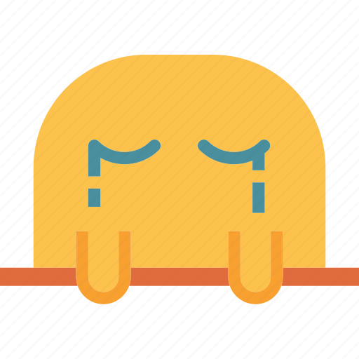 avatar, character, profile, sadness, smileface icon