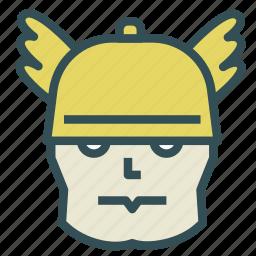 angel, avatar, humanoid, superhero icon