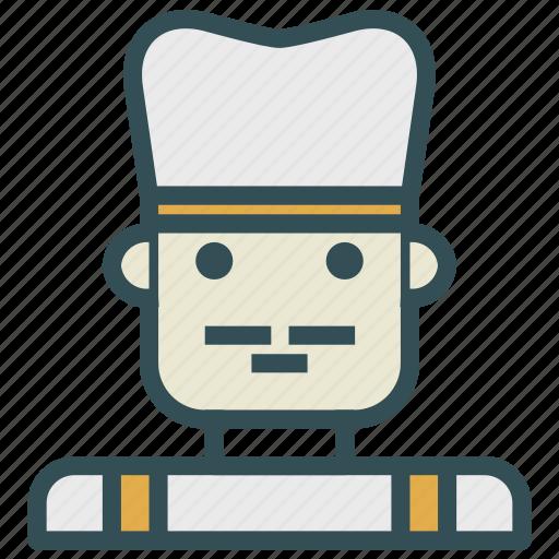 avatar, chef, cook, human, man icon