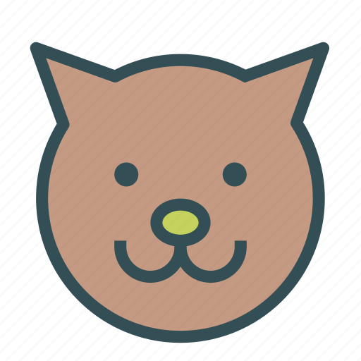 animal, avatar, dog, german, shepard icon